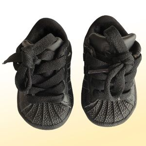Classic Low Top Classic Black Baby adidas Sneakers